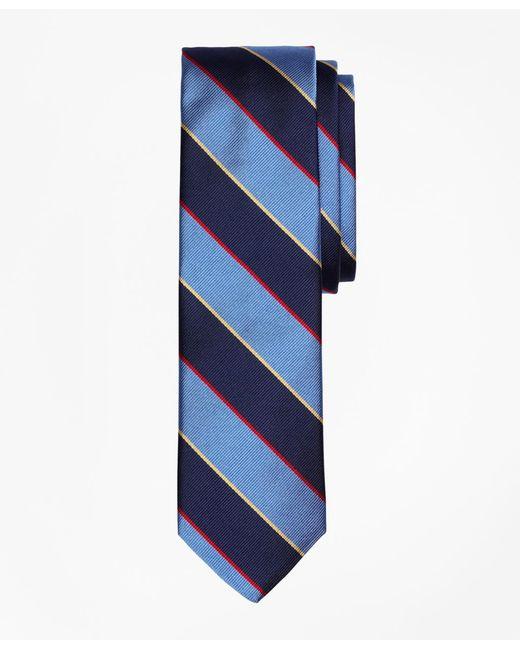 Brooks Brothers - Blue Argyle Sutherland Rep Slim Tie for Men - Lyst