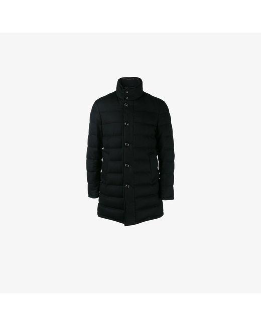 Moncler   Black Vallier Padded Jacket for Men   Lyst
