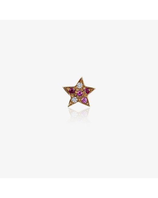 Carolina Bucci | Metallic Superstellar Star Stud Earring | Lyst