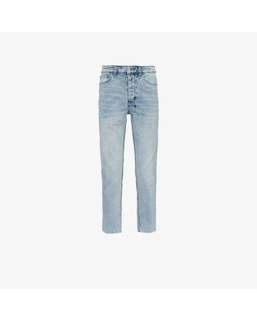 Ksubi - Blue Chitch Chop Acid Attack Jeans for Men - Lyst