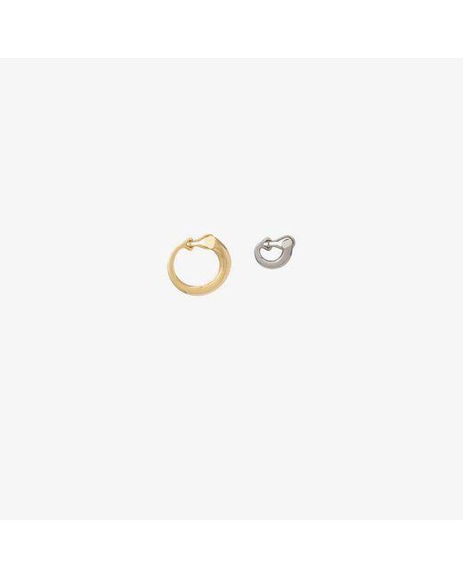 Charlotte Chesnais - Metallic Gold Monie Earrings - Lyst