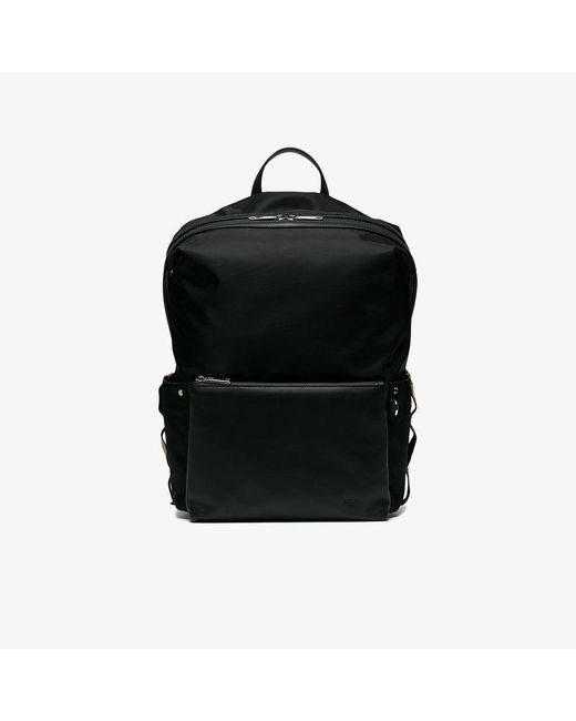 Fendi - Black Technical Sports Backpack for Men - Lyst
