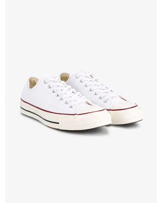 Converse - White 'all Star' Sneakers for Men - Lyst