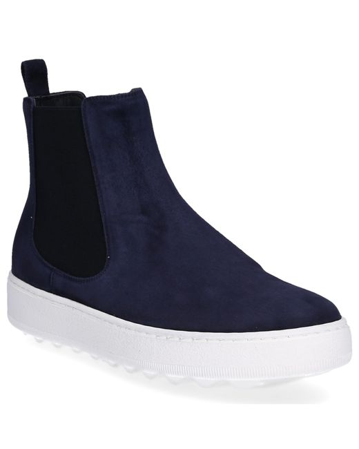 Philippe Model - Chelsea Boots Beatles Suede Blue - Lyst