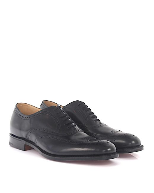 Church'sOxford Brogue New York leather Nf0lukCz