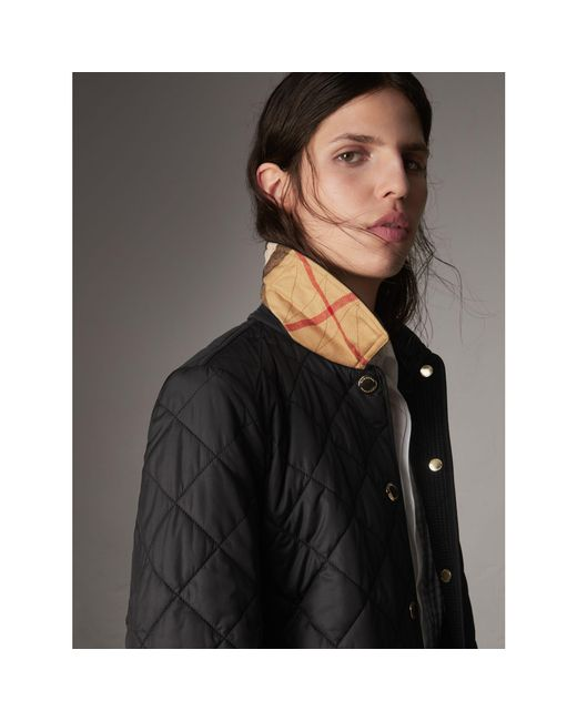 Burberry Quilted Jacket Black Friday - Best Quilt 2017 : burberry brit fairstead quilted jacket - Adamdwight.com