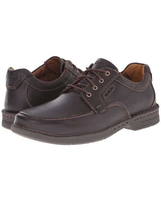 Clarks | Brown Untilary Pace for Men | Lyst