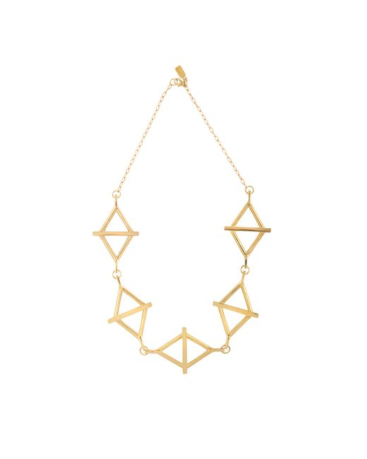 Pamela Love | Metallic Multi-balance Necklace | Lyst