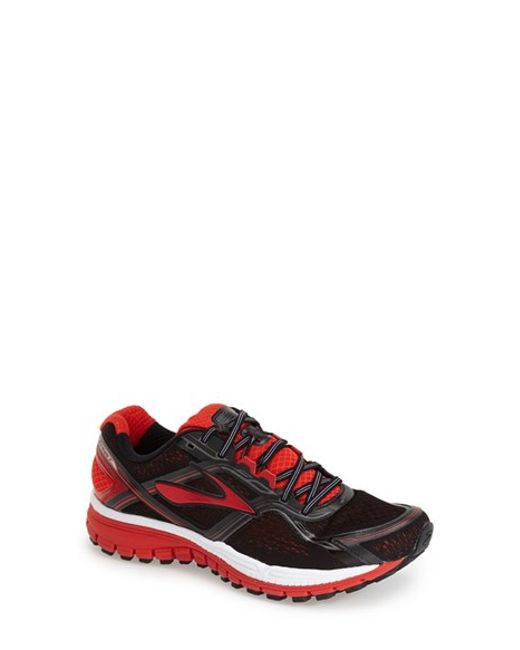 Brooks | Black 'ghost 8' Running Shoe for Men | Lyst