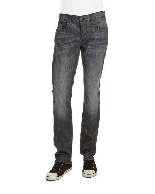Hudson Jeans | Gray Byron Straight Leg Jeans for Men | Lyst