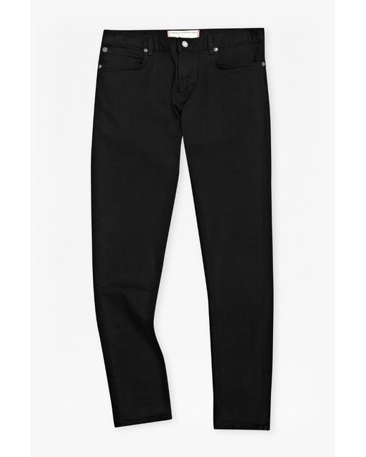 French Connection | Black Extra Skinny Rebound Jeans for Men | Lyst