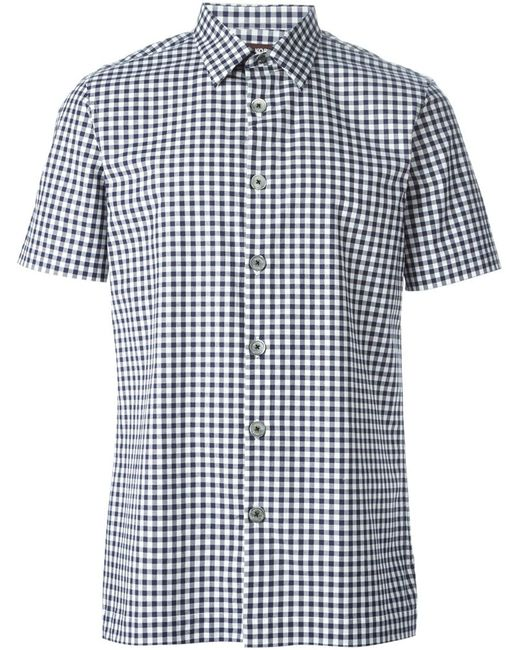 Michael kors men 39 s big tall classic fit non iron blue for Big and tall french cuff dress shirts