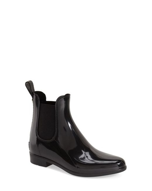 Sam Edelman | Black 'tinsley' Rain Boot | Lyst