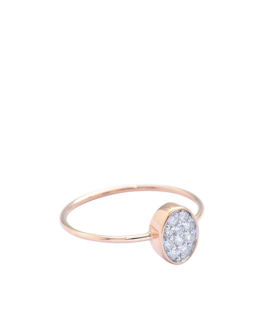 Ginette NY   Blue Twenty Ten Diamond Ring   Lyst