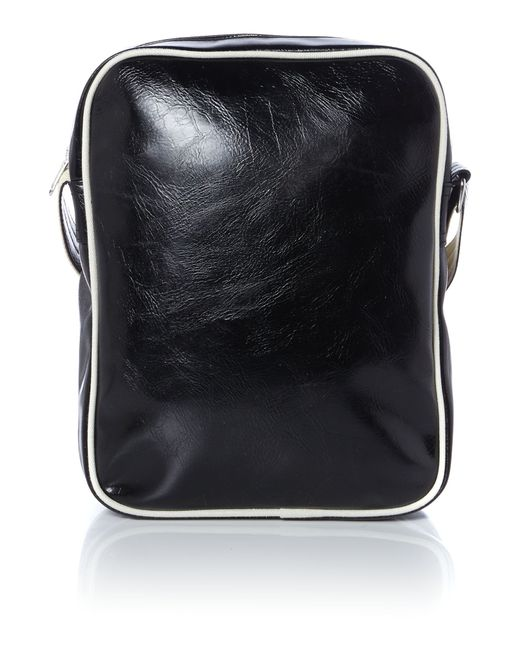 Fred Perry | Black Flight Bag for Men | Lyst