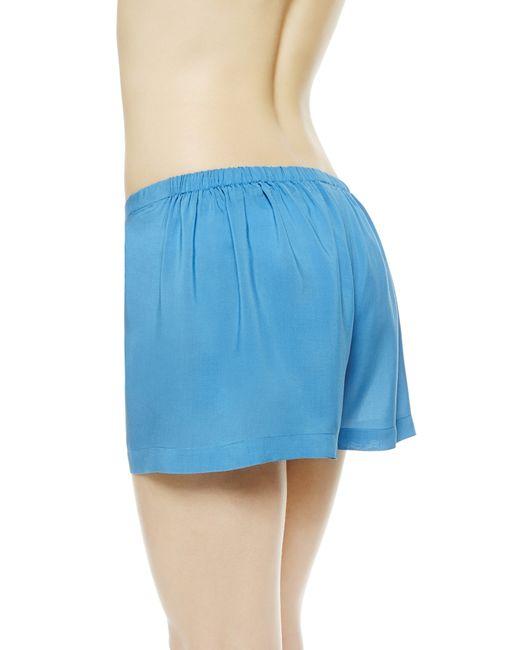 La Perla | Blue Shorts | Lyst