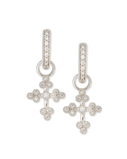 The Infant Earrings Frances Jewelry