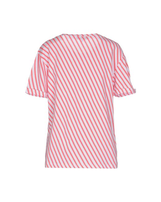 Le Mont St Michel | Pink T-shirt | Lyst