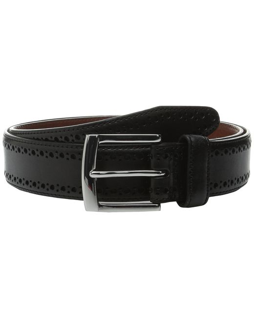 Johnston & Murphy | Black Perfed Edge for Men | Lyst