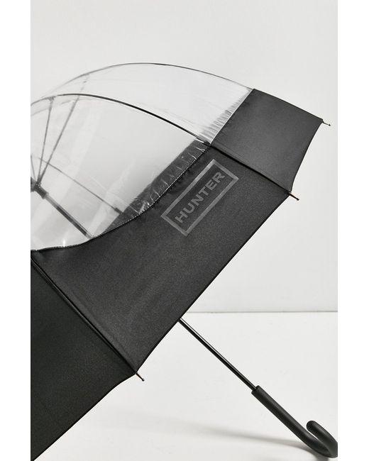 Hunter | Black Original Bubble Umbrella | Lyst