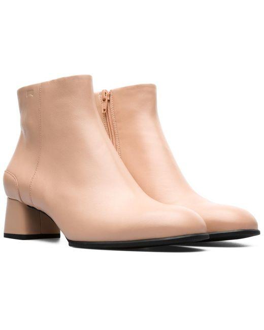 Color Vestir Lyst De Mujer Camper Zapatos Neutro Katie wYxqanAxR