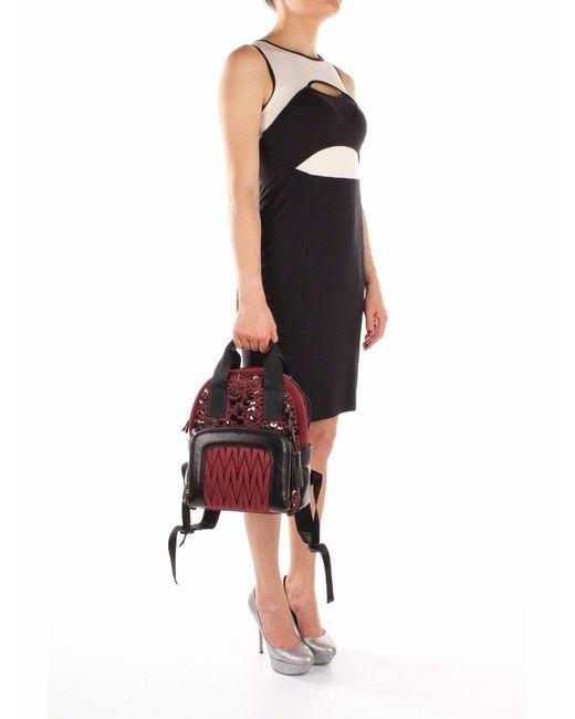 Miu Miu - Backpacks And Bumbags Women Red - Lyst