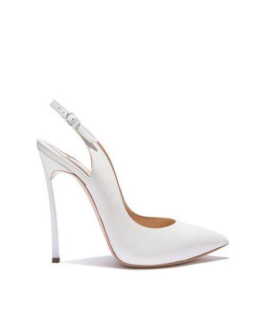 Casadei | White Blade | Lyst