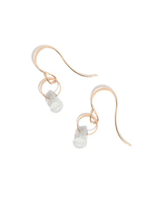 Melissa Joy Manning | Metallic Rainbow Moonstone Drop Earrings | Lyst