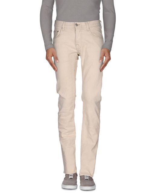 Care Label | Natural Denim Pants for Men | Lyst