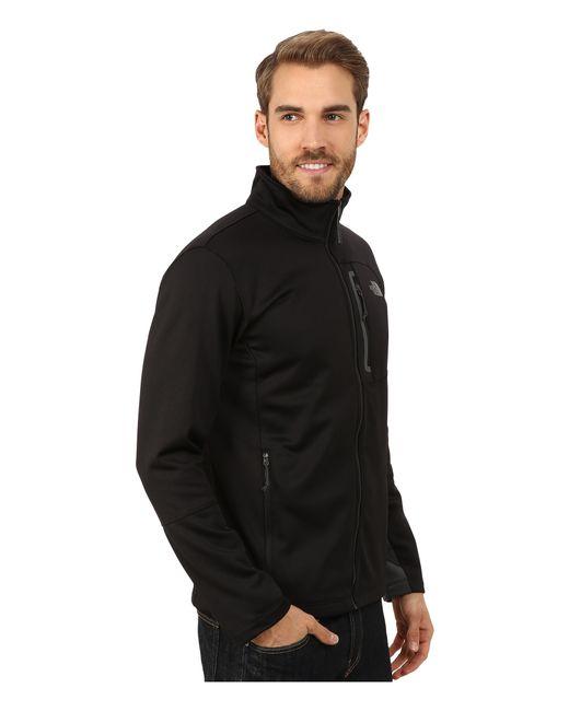 The North Face | Black Canyonlands Full Zip Sweatshirt for Men | Lyst