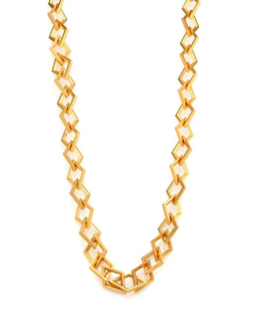 Stephanie Kantis   Metallic Element Necklace Chain/42   Lyst