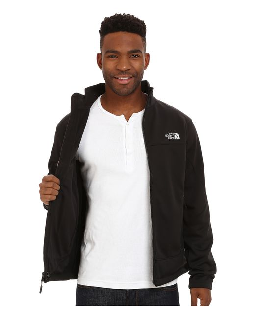The North Face | Black Canyonwall Jacket for Men | Lyst