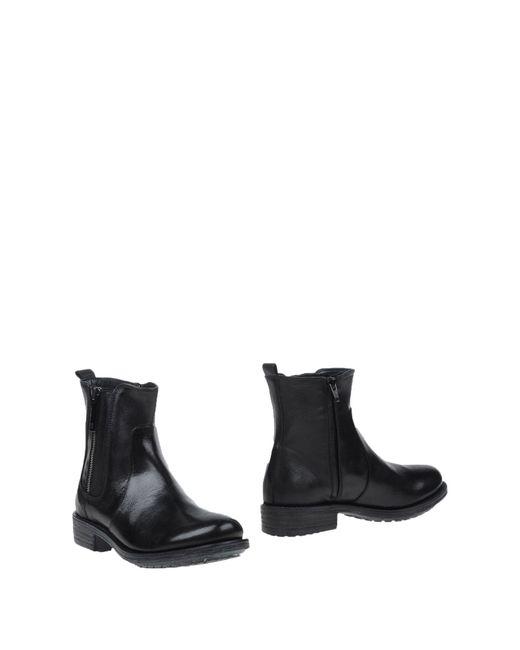 Alessandro Dell'acqua | Black Ankle Boots for Men | Lyst