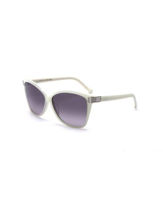 28f9599f318a1 Chloe Cat Eye Sunglasses
