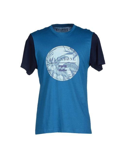 Billabong | Blue T-shirt for Men | Lyst