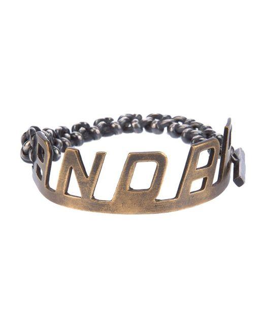 Laura B | Metallic 'andar' Bracelet | Lyst