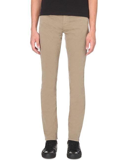 J Brand | Natural Kane Slim-fit Straight Jeans for Men | Lyst