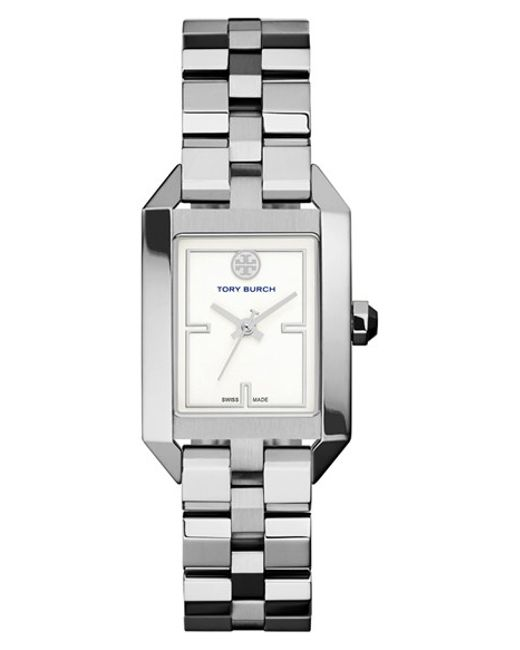 Tory Burch | Metallic 'dalloway' Bracelet Watch | Lyst