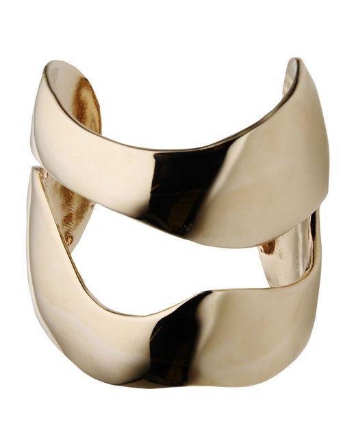 Ferragamo | Metallic Bracelet | Lyst