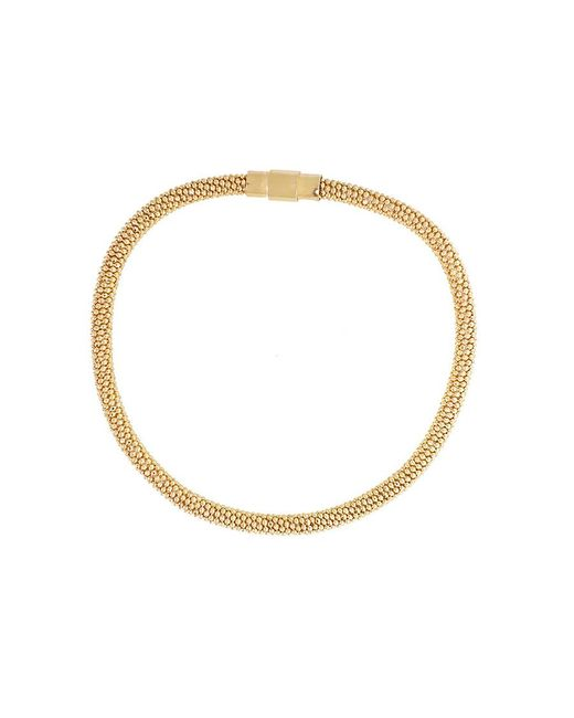 Azendi | Metallic Yellow Gold Vermeil Attraction Bracelet | Lyst