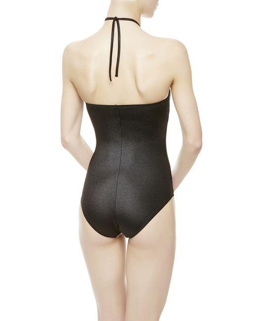 La Perla | Black Underwired Swimsuit | Lyst