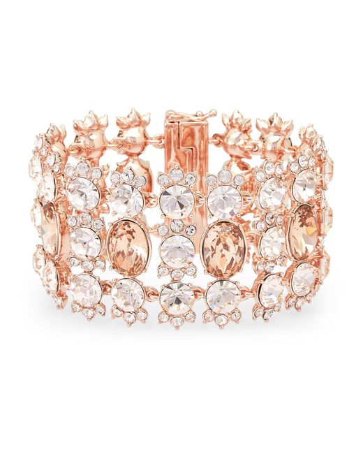 Givenchy | Multicolor Rose Gold-Tone Flex Bracelet | Lyst