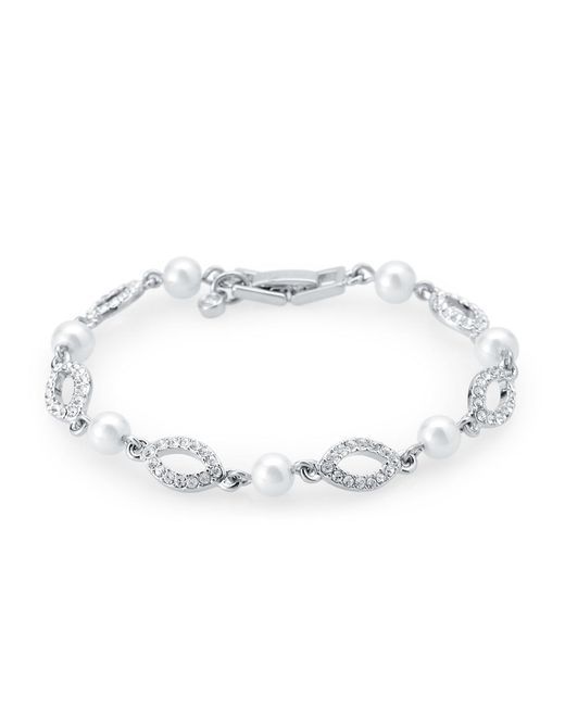 Givenchy   Metallic Silver-Tone Flex Bracelet   Lyst