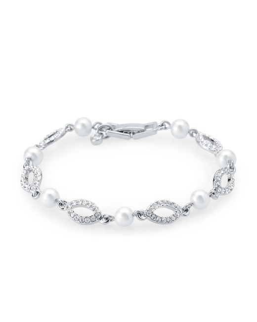 Givenchy - Metallic Silver-Tone Flex Bracelet - Lyst