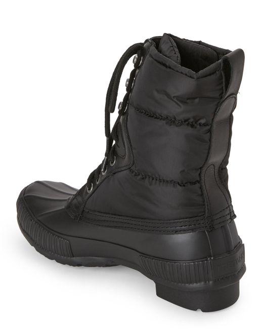 Tretorn Black Foley Duck Rain Boots In Black Lyst