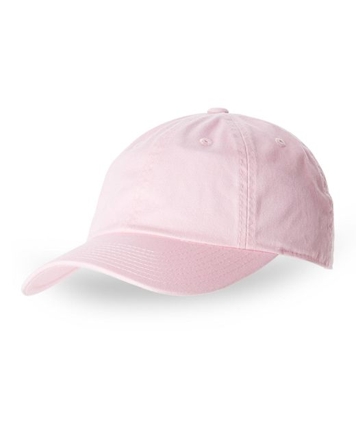 American Needle | Pink Washed Cap | Lyst