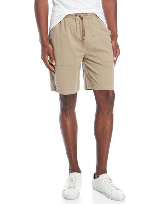 Tailor Vintage - Natural Connecticut Originals Drawstring Shorts for Men - Lyst