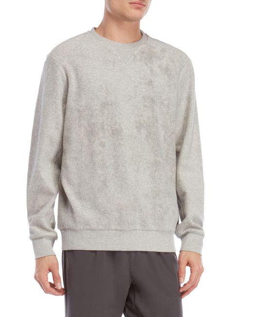 Vilebrequin - Gray Toulon Reversible Sweater for Men - Lyst