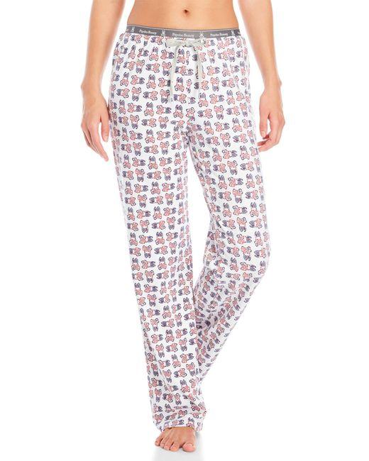 Psycho Bunny | Multicolor Knit Logo Lounge Pants | Lyst