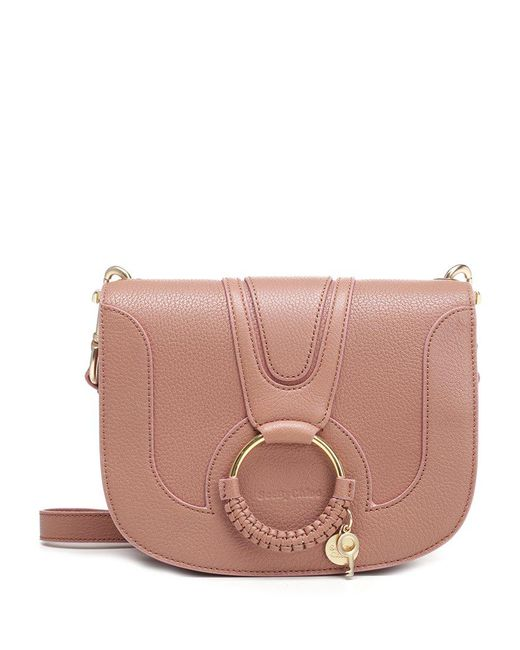 See By Chloé - Pink Hana Small Shoulder Bag - Lyst